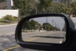 rear view mirror