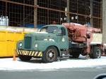 old industrial truck