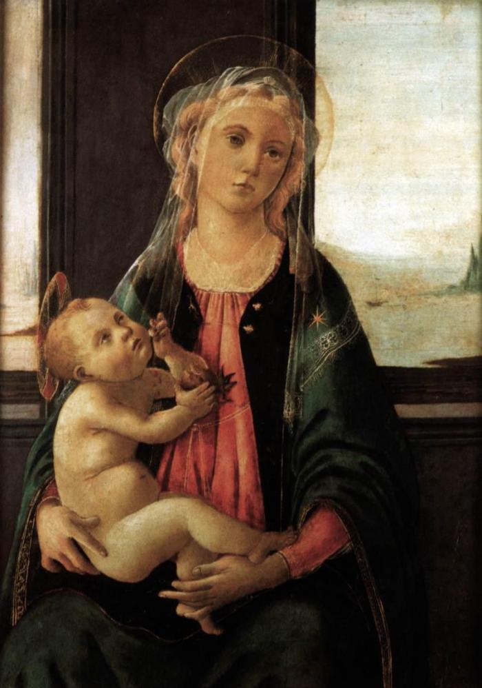 celli, madonna del Mare 1477